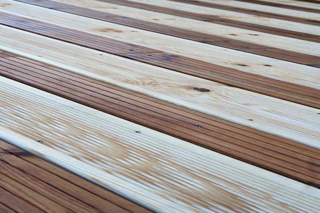 ochranné nátěry dřeva
