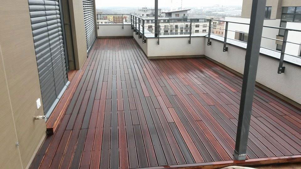 čím natřít dřevěnou terasu